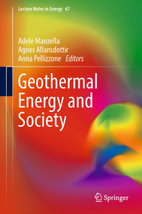 Geothermal Energy and Society