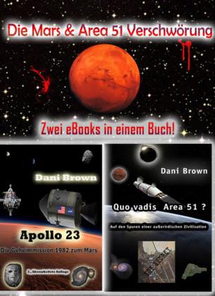 Die Mars & Area 51 Verschwörung
