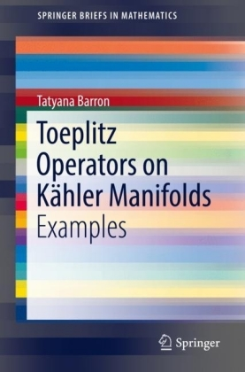Toeplitz Operators on Kähler Manifolds