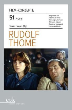 FILM-KONZEPTE 51 - Rudolf Thome