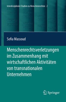Menschenrechtsverletzungen im Zusammenhang mit wirtschaftlichen Aktivitäten von transnationalen Unternehmen