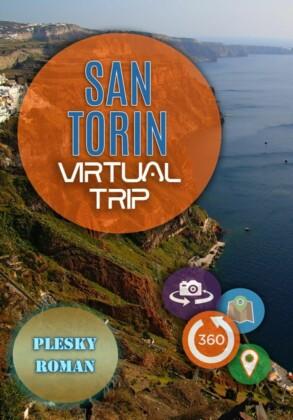 Santorin - Virtual Trip
