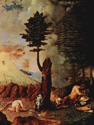 Lorenzo Lotto - Allegorie (Allegorie der Klugheit bzw. Weisheit) - 200 Teile (Puzzle)