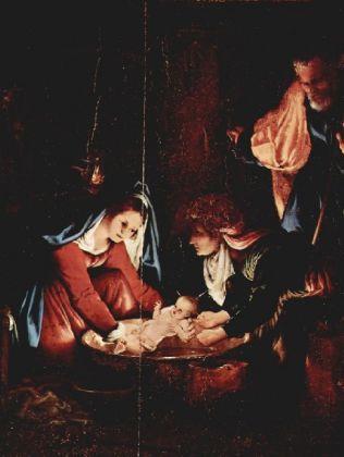Lorenzo Lotto - Christi Geburt - 500 Teile (Puzzle)