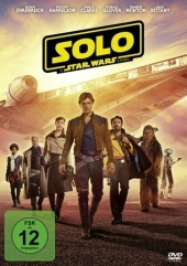 Solo: A Star Wars Story, 1 DVD Cover
