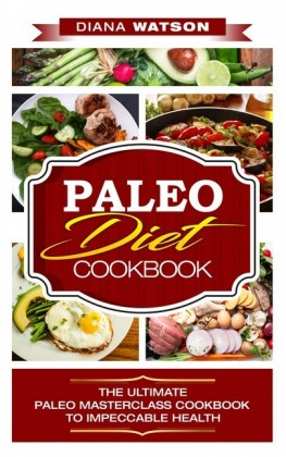 Paleo Diet Cookbook