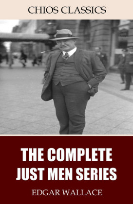 The Complete Just Men Series