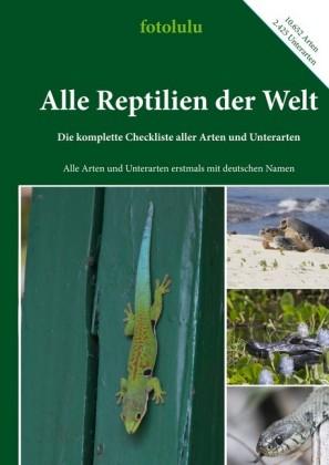 Alle Reptilien der Welt