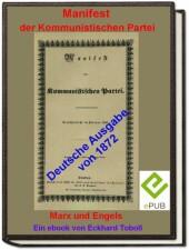 'Manifest der Kommunistischen Partei' (deutsche Ausgabe 1872)