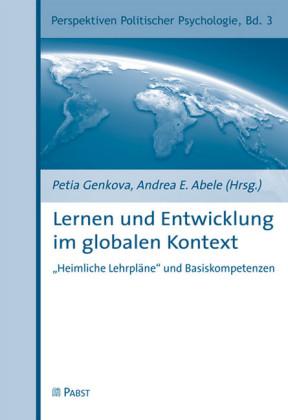 Lernen und Entwicklung im globalen Kontext