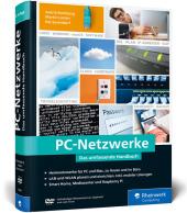 PC-Netzwerke, m. DVD-ROM Cover