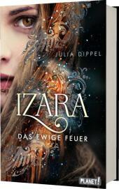 Izara - Das ewige Feuer Cover