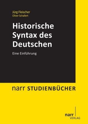 Historische Syntax des Deutschen
