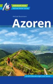 Azoren Reiseführer Michael Müller Verlag Cover