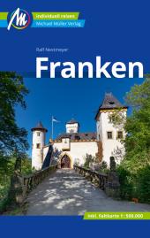 Franken, m. 1 Karte Cover