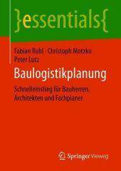 Baulogistikplanung