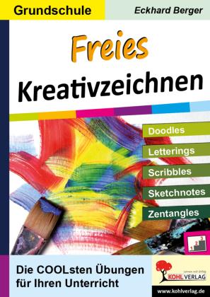 Freies Kreativzeichnen / Grundschule