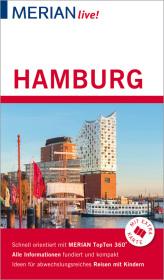 MERIAN live! Reiseführer Hamburg