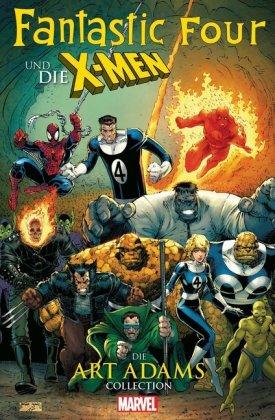 Fantastic Four & die X-Men Collection