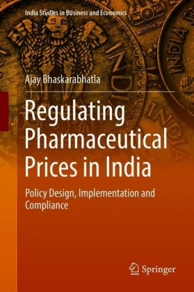 Regulating Pharmaceutical Prices in India