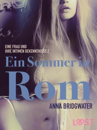 Ein Sommer in Rom - eine Frau und ihre intimen Bekenntnisse 2