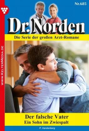 Dr. Norden 685 - Arztroman