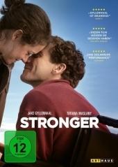 Stronger, 1 DVD Cover