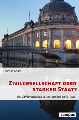 Zivilgesellschaft oder starker Staat?