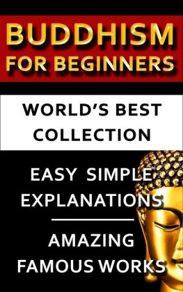 Buddhism For Beginners - World's Best Collection