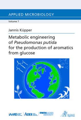 Metabolic engineering of Pseudomonas putida for the production of aromatics from glucose