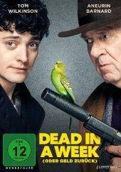 Dead In A Week, 1 DVD Cover