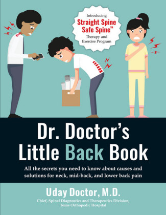 Dr. Doctor's Little Back Book