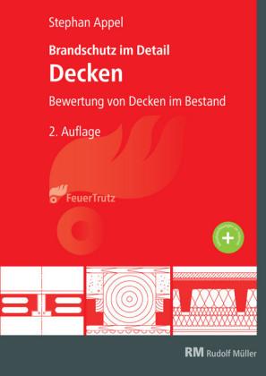 Brandschutz im Detail - Decken - E-Book (PDF)