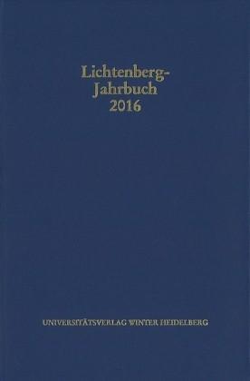 Lichtenberg-Jahrbuch 2016