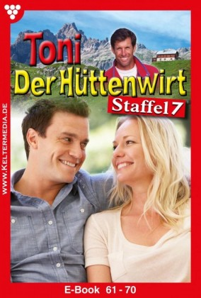 Toni der Hüttenwirt Staffel 7 - Heimatroman