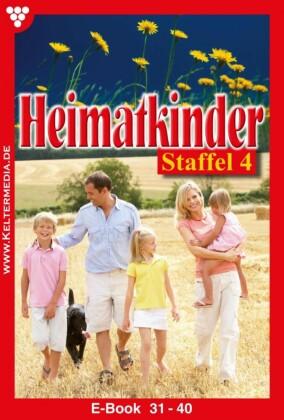 Heimatkinder Staffel 4 - Heimatroman