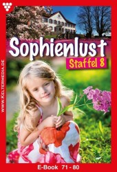 Sophienlust Staffel 8 - Familienroman