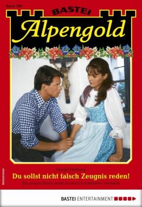 Alpengold 280 - Heimatroman