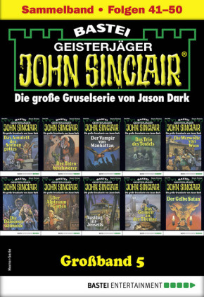 John Sinclair Großband 5 - Horror-Serie