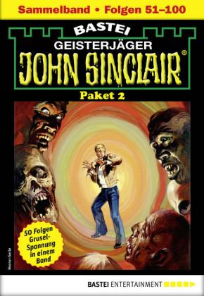 John Sinclair-Paket 2 - Horror-Serie
