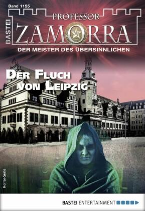 Professor Zamorra 1155 - Horror-Serie