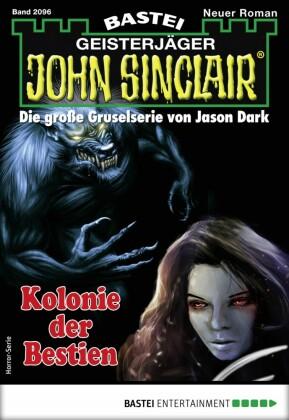 John Sinclair 2096 - Horror-Serie