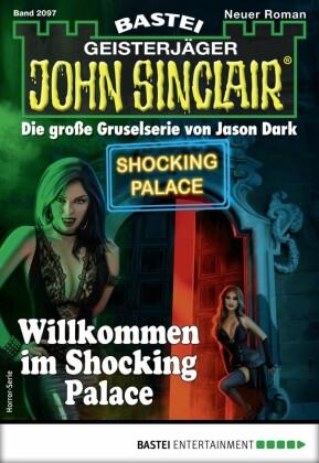 John Sinclair 2097 - Horror-Serie