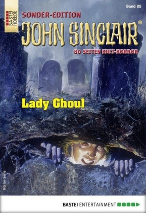 John Sinclair Sonder-Edition 85 - Horror-Serie