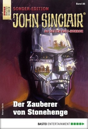 John Sinclair Sonder-Edition 86 - Horror-Serie