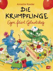 Die Krumpflinge - Egon feiert Geburtstag Cover