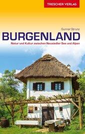 Reiseführer Burgenland Cover