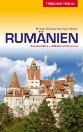 Reiseführer Rumänien Cover