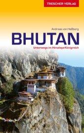 Reiseführer Bhutan Cover