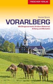 Reiseführer Vorarlberg Cover